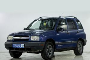 Авто Chevrolet Tracker, 2001 года выпуска, цена 290 000 руб., Москва
