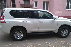 Подержанный автомобиль Toyota Land Cruiser Prado, отличное состояние, 2015 года выпуска, цена 2 399 000 руб., Коломна