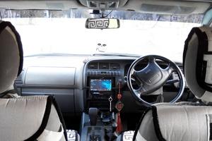 Автомобиль Isuzu Bighorn, хорошее состояние, 1996 года выпуска, цена 460 000 руб., Советская Гавань