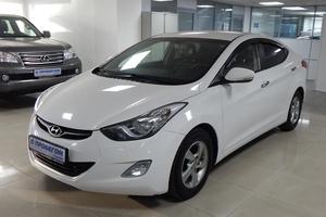 Авто Hyundai Avante, 2012 года выпуска, цена 660 000 руб., Москва