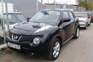 Подержанный автомобиль Nissan Juke, отличное состояние, 2012 года выпуска, цена 655 000 руб., Люберцы