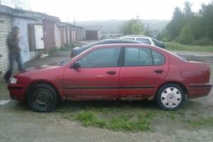 Подержанный автомобиль Nissan Primera, среднее состояние, 1997 года выпуска, цена 105 000 руб., Смоленск
