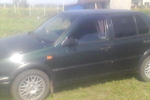 Автомобиль Volkswagen Vento, хорошее состояние, 1994 года выпуска, цена 140 000 руб., Железногорск