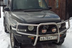 Автомобиль ТагАЗ Tager, хорошее состояние, 2010 года выпуска, цена 400 000 руб., Москва