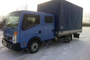 Автомобиль Nissan Cabstar, хорошее состояние, 2010 года выпуска, цена 650 000 руб., Нефтеюганск