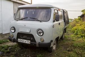 Подержанный автомобиль УАЗ 3909, хорошее состояние, 2008 года выпуска, цена 260 000 руб., Челябинск