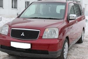 Автомобиль Mitsubishi Dion, среднее состояние, 2001 года выпуска, цена 200 000 руб., Тамбов
