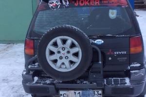 Автомобиль Mitsubishi RVR, среднее состояние, 1996 года выпуска, цена 55 000 руб., Владимир