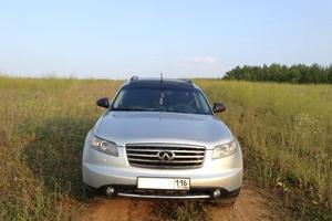 Подержанный автомобиль Infiniti FX-Series, отличное состояние, 2007 года выпуска, цена 650 000 руб., Казань