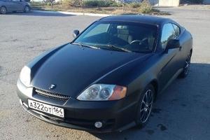 Автомобиль Hyundai Tuscani, хорошее состояние, 2001 года выпуска, цена 290 000 руб., Астрахань