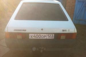 Автомобиль Москвич 2141, среднее состояние, 1993 года выпуска, цена 75 000 руб., Краснодар