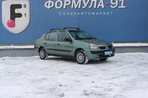 Авто Renault Symbol, 2005 года выпуска, цена 130 000 руб., Москва