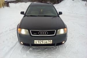 Подержанный автомобиль Audi Allroad, хорошее состояние, 2003 года выпуска, цена 410 000 руб., Москва