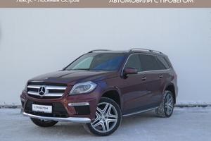 Авто Mercedes-Benz GL-Класс, 2014 года выпуска, цена 3 175 000 руб., Москва