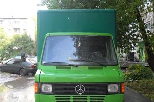 Автомобиль Mercedes-Benz T1, хорошее состояние, 1992 года выпуска, цена 450 000 руб., Новосибирск