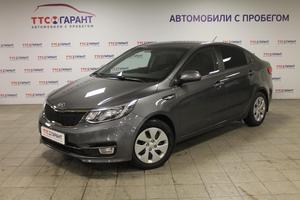 Подержанный автомобиль Kia Rio, отличное состояние, 2015 года выпуска, цена 593 750 руб., Казань