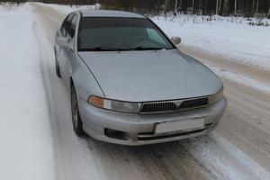 Подержанный автомобиль Mitsubishi Galant, среднее состояние, 2000 года выпуска, цена 150 000 руб., Смоленск