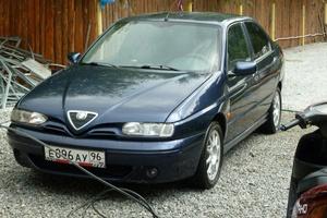 Автомобиль Alfa Romeo 146, хорошее состояние, 1999 года выпуска, цена 180 000 руб., Екатеринбург