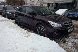 Автомобиль Subaru XV, отличное состояние, 2012 года выпуска, цена 900 000 руб., Ярославль