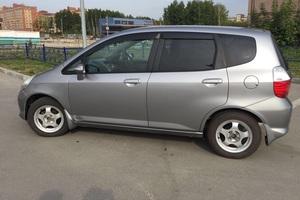 Автомобиль Honda Fit, отличное состояние, 2007 года выпуска, цена 330 000 руб., Новосибирск