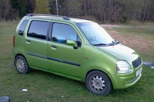 Автомобиль Opel Agila, хорошее состояние, 2000 года выпуска, цена 150 000 руб., Великий Новгород