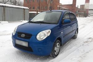 Автомобиль Kia Picanto, отличное состояние, 2010 года выпуска, цена 310 000 руб., Химки