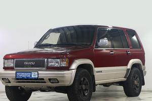 Авто Isuzu Trooper, 1995 года выпуска, цена 280 000 руб., Москва