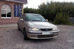 Автомобиль Nissan Sunny, хорошее состояние, 2001 года выпуска, цена 147 000 руб., Нижний Новгород