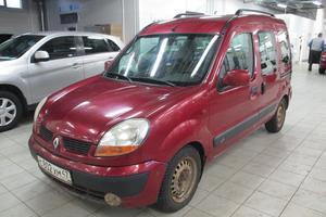 Авто Renault Kangoo, 2003 года выпуска, цена 160 000 руб., Санкт-Петербург