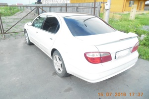 Автомобиль Nissan Cefiro, хорошее состояние, 1999 года выпуска, цена 175 000 руб., Заводоуковск