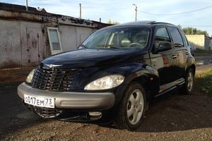 Автомобиль Chrysler PT Cruiser, хорошее состояние, 2001 года выпуска, цена 139 000 руб., Саранск