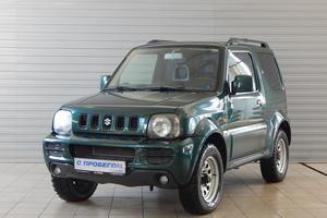Авто Suzuki Jimny, 2006 года выпуска, цена 383 000 руб., Москва