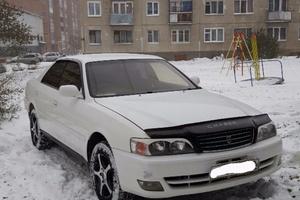 Автомобиль Toyota Chaser, отличное состояние, 2001 года выпуска, цена 365 000 руб., Новосибирск
