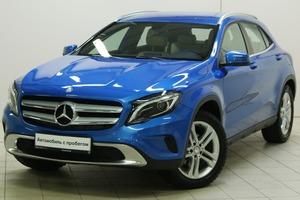 Авто Mercedes-Benz GLA-Класс, 2015 года выпуска, цена 1 612 000 руб., Москва