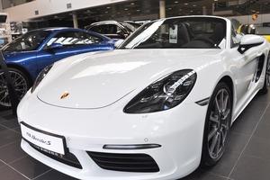 Авто Porsche Boxster, 2016 года выпуска, цена 5 800 000 руб., Москва
