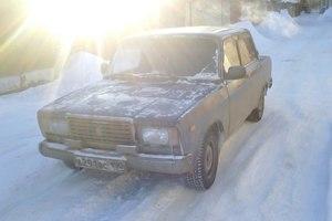 Подержанный автомобиль ВАЗ (Lada) 2107, хорошее состояние, 2009 года выпуска, цена 65 000 руб., Ногинск