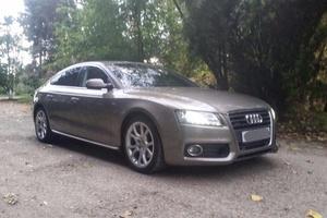 Автомобиль Audi A5, отличное состояние, 2010 года выпуска, цена 1 100 000 руб., Краснодар