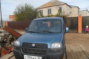 Подержанный автомобиль Fiat Doblo, битый состояние, 2001 года выпуска, цена 150 000 руб., Казань