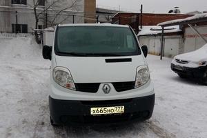 Автомобиль Renault Trafic, хорошее состояние, 2012 года выпуска, цена 635 000 руб., Москва