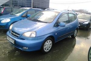 Подержанный автомобиль Chevrolet Rezzo, отличное состояние, 2008 года выпуска, цена 250 000 руб., Московская область