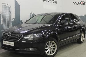 Авто Skoda Superb, 2013 года выпуска, цена 840 000 руб., Санкт-Петербург