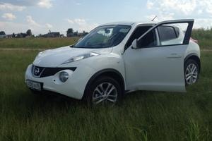 Подержанный автомобиль Nissan Juke, хорошее состояние, 2011 года выпуска, цена 660 000 руб., Ханты-Мансийск