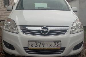 Автомобиль Opel Zafira, отличное состояние, 2010 года выпуска, цена 539 999 руб., Краснодар