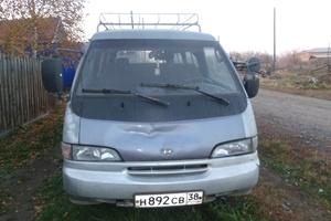Автомобиль Hyundai Grace, среднее состояние, 1993 года выпуска, цена 40 000 руб., Иркутск