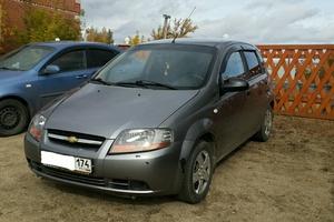 Подержанный автомобиль Chevrolet Aveo, отличное состояние, 2007 года выпуска, цена 210 000 руб., Челябинская область