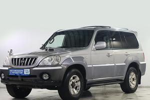 Авто Hyundai Terracan, 2001 года выпуска, цена 422 000 руб., Москва