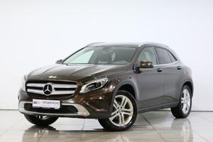 Авто Mercedes-Benz GLA-Класс, 2015 года выпуска, цена 1 485 000 руб., Санкт-Петербург