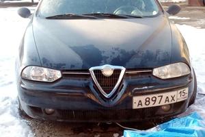 Автомобиль Alfa Romeo 156, среднее состояние, 1998 года выпуска, цена 105 000 руб., Владикавказ