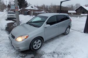 Автомобиль Toyota Matrix, отличное состояние, 2003 года выпуска, цена 350 000 руб., Новосибирск