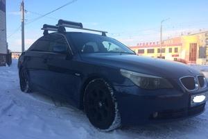 Автомобиль BMW 5 серия, хорошее состояние, 2004 года выпуска, цена 550 000 руб., Магнитогорск